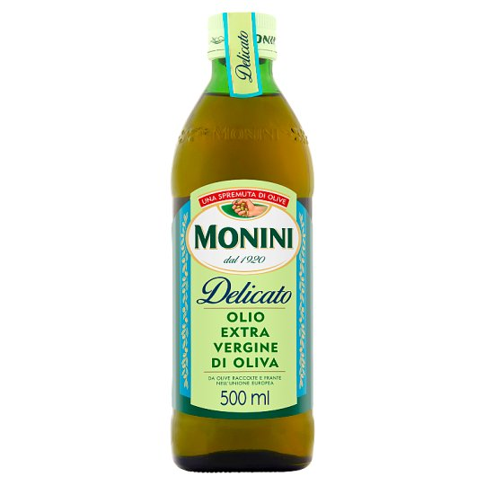 Monini Delicato Extra Virgin Olive Oil 500 ml
