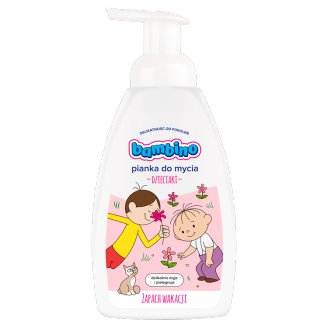 Bambino Washing Foam 500 ml