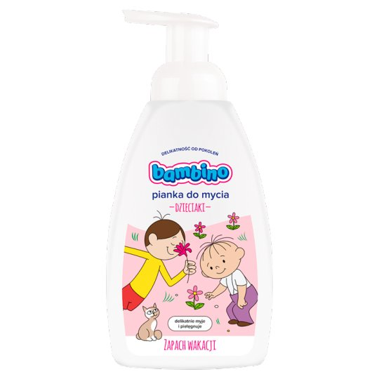 Bambino Washing Foam 500 ml