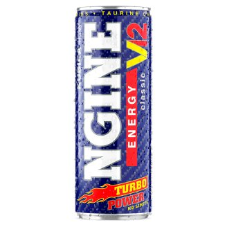 N'Gine Classic Energy Drink 250 ml