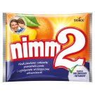 nimm2 Filled Orange and Lemon Candies with Vitamins 90 g