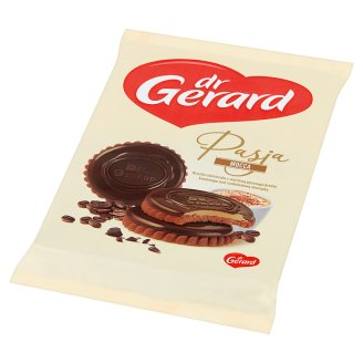 dr Gerard Passion Biscuits with Coffee Cream and Chocolate 170 g