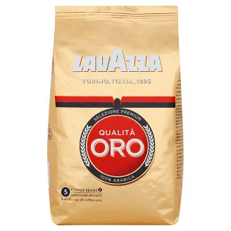 Lavazza Qualità Oro Roasted Coffee Beans 1000 g