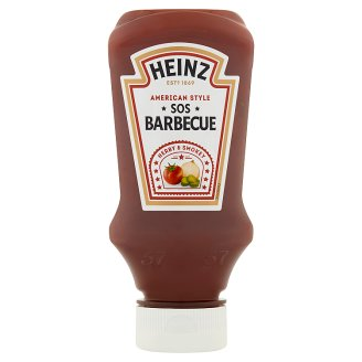 Heinz Barbecue Sauce 220 ml