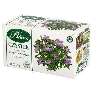 Bifix Cistus Dietary Supplement Herbal Tea 30 g (30 Tea Bags)