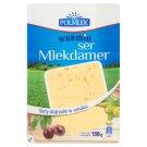 Warmia Mlekdamer Cheese Slices 150 g