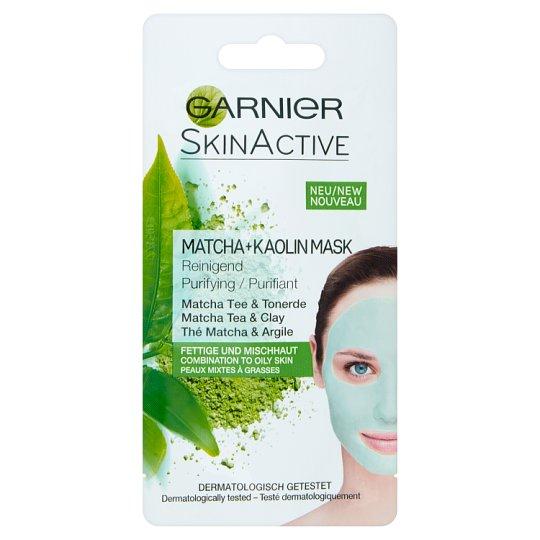 Garnier Skin Active Oczyszczająca maseczka z glinką 8 ml