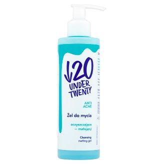 Under Twenty Anti Acne Cleansing Matting Gel 200 ml