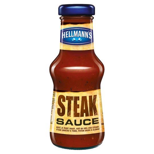 Hellmann's Sos Steak 250 ml