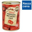 Tesco Whole Peeled Tomatoes 400 g