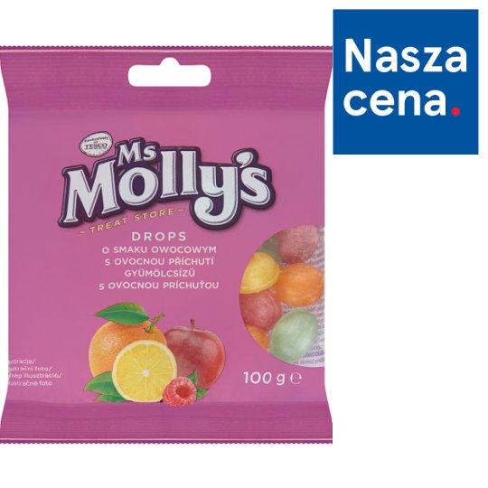Ms Molly's Drops o smaku owocowym 100 g