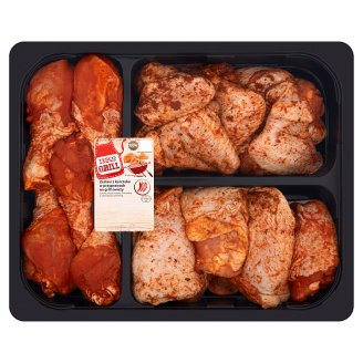 Tesco Grill Fresh Chicken Set in Spice for Grill