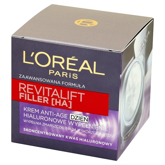 L'Oreal Paris Revitalift Filler HA with Hyaluronic Anti-Age Day Cream 50 ml
