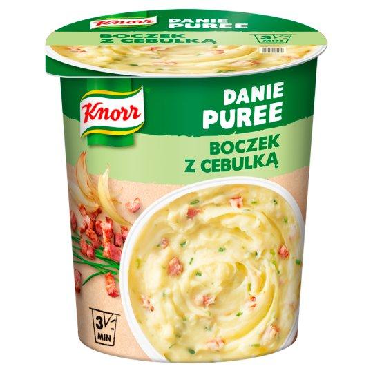Knorr Danie Puree boczek z cebulką 51 g