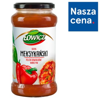Łowicz Mexican Sauce 520 g