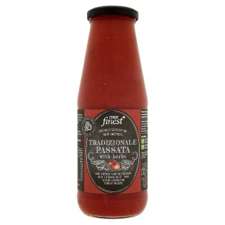 Tesco Finest Tomato Sauce with Basil 680 g