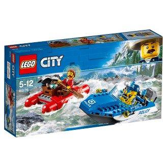 LEGO City Police Wild River Escape 60176