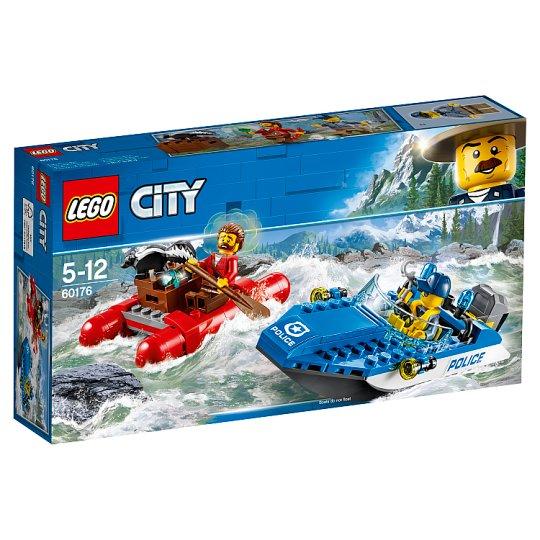 LEGO City Police Ucieczka rzeką 60176