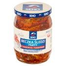 Seko Beczka śledzi Filety z suszonymi pomidorami 550 g