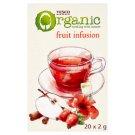 Tesco Organic BIO Herbatka o smaku owocowym 40 g (20 sztuk)