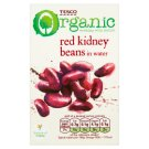 Tesco Organic Red Kidney Beans 380 g