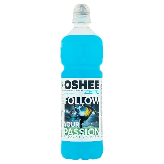 Oshee Zero Multifruit Flavour Non-Carbonated Drink 0.75 L