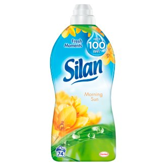 Silan Morning Sun Fabric Conditioner 1850 ml (74 Washes)