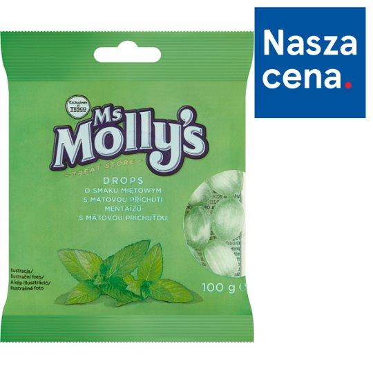 Ms Molly's Drops o smaku miętowym 100 g