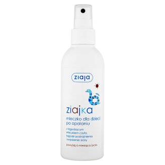 Ziaja Ziajka After Sun Lotion for Children after 6 Months Onwards 170 ml