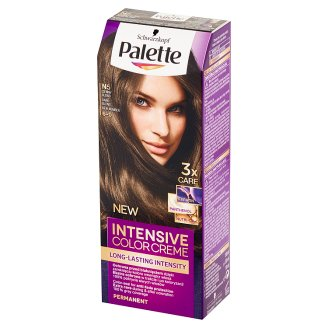 Palette Intensive Color Creme Farba do włosów Ciemny blond N5