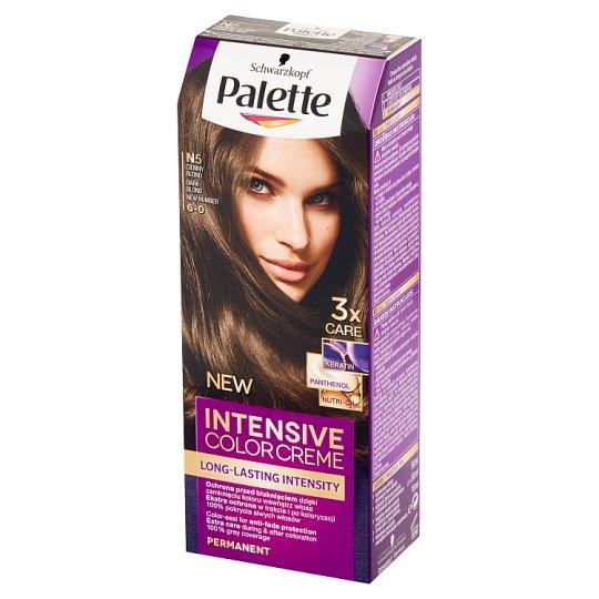 Palette Intensive Color Creme Hair Colorant Dark Blonde N5