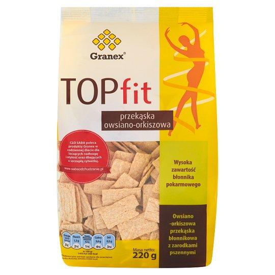 Granex Top Fit Oat-Spelt Snack 220 g