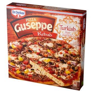 Dr. Oetker Guseppe Smaki Świata Pizza z mięsem wołowym i warzywami 420 g