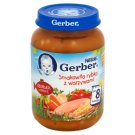 Gerber Obiadek z rybką Tasty Fish with Vegetables after 8 Months Onwards 190 g