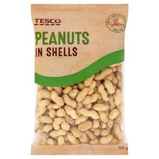 Tesco Peanuts in Shells 500 g