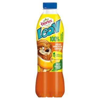 Hortex Leon Jabłko marchew banan Sok 1 l