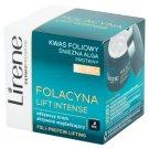 Lirene Folacyna Lift Intense 60+ Odżywczy krem aktywnie wygładzający na noc 50 ml