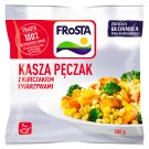 FRoSTA Hulled Barley with Chicken and Vegetables 500 g