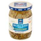 Seko Beczka śledzi Filety z suszonymi ziołami 550 g