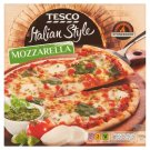 Tesco Italian Style Mozzarella Pizza 320 g