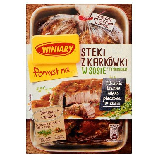Winiary Pomysł na... Neck Steak in Thyme Sauce 44 g