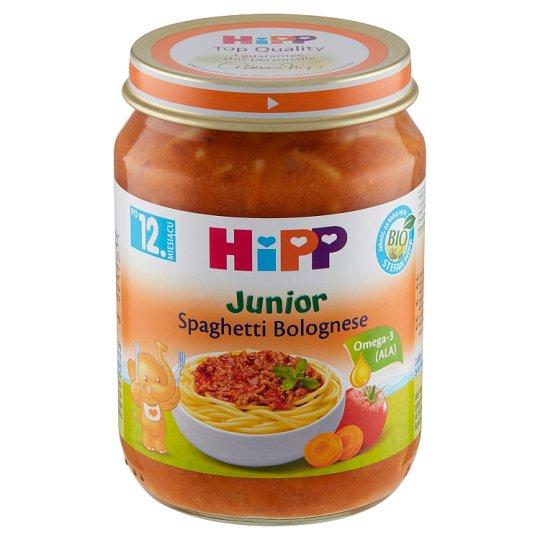 HiPP BIO Spaghetti Bolognese po 15. miesiącu 250 g