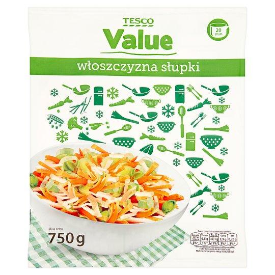 Tesco Value Cut Vegetables 750 g