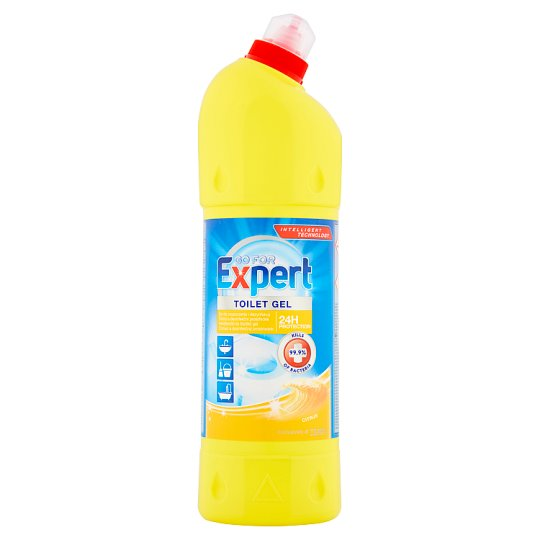 Go for Expert Citrus Toilet Gel 1,25 L