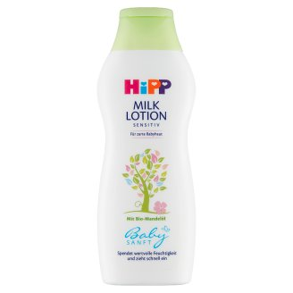 HiPP Babysanft Sensitive Caring Milk from 1 Day of Life 350 ml