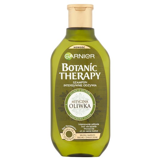 Garnier Botanic Therapy Mythical Olive Shampoo for Very Dry and Damaged Hair 400 ml