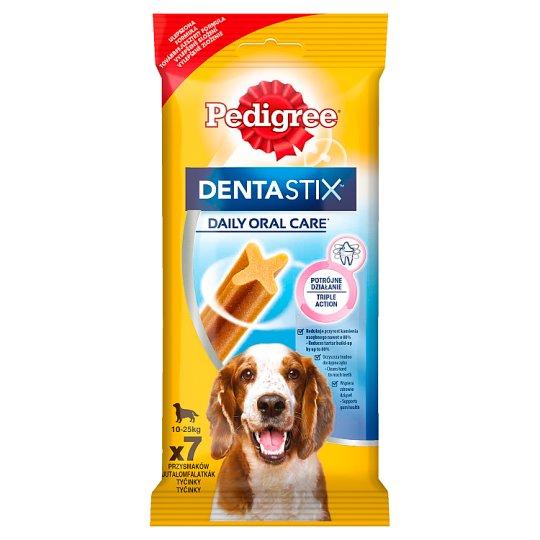 Pedigree DentaStix 10-25 kg Karma uzupełniająca 180 g