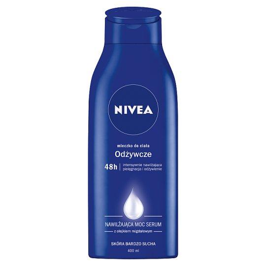NIVEA Odżywcze mleczko do ciała 400 ml