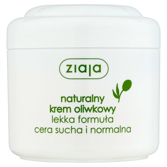 Ziaja Natural Olive Cream Dry and Normal Skin 200 ml