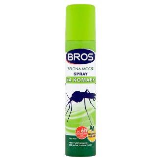 Bros Zielona Moc Anti Mosquito Spray 90 ml